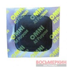 Латка универсальная квадратная на фольге AP 3 27 мм Omni-Tech