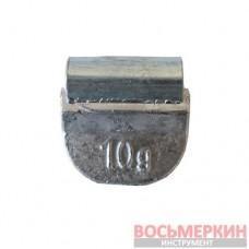 Грузик для стандартных дисков Полтава 10 гр 100 шт/уп