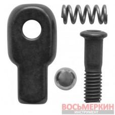 Ремкомплект вороток шарнирний гибкая ручка 1/4 DR 150 мм 251406-RK Ombra