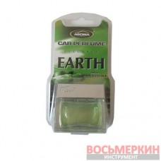 Ароматизатор Aroma на обдув Elegance гель стекло Earth Земля