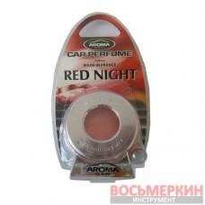 Ароматизатор Aroma на обдув гелевый Red night Красная ночь