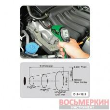 Термометр инфракрасный бесконтактный пирометр EABA0155 Toptul