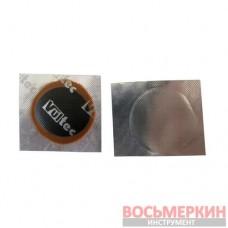 Латка камерная Vultec Евростиль круглая 25 мм упаковка 100 штук 009V Tiny Round