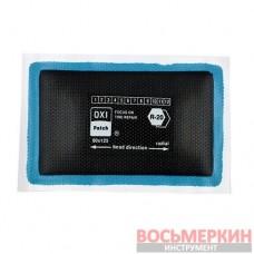Ремонтный радиальный пластырь Sr 20 Bmr 20 80 x 125 мм Oxi Black Magic