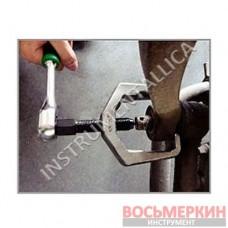 Съемник сошки (шарнира рулевой тяги) JEAB0833 Toptul