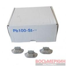 Грузик балансировочный для стандартных дисков Полтава 20 гр 100 шт/уп