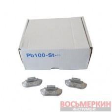 Грузик балансировочный для стандартных дисков Полтава 25 гр 100 шт/уп