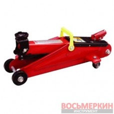 Домкрат гидравлический подкатной 2т T82003 Torin