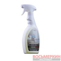 Очиститель хрома и керамических поверхностей щелочной 0,55 кг Piastrella 500 Italtek