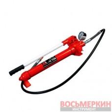 Насос гидравлический 10 т c манометром T71001В1 Torin