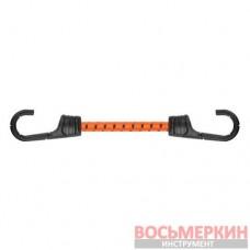 Резиновый шнур с крючками 2 х 60 см PVC BUNGEE CORD HOOK BCH2-08060OR-B Bradas