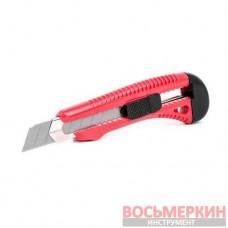 Нож универсальный с отломным лезвием 18мм HT-0501 Intertool