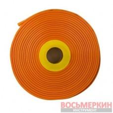 Шланг плоский AGRO-FLAT PE W.P.4 ORANGE 1 1/4 100 м WAF4B114100 Bradas