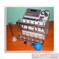 Установка для промывки, чистки и диагностики форсунок Sprint 6