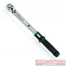 Ключ динамометрический 1/4 x290mm(L) 1-25Nm ANAM0803 Toptul