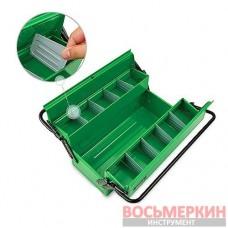 Ящик для инструмента 3 секции 345 мм x 160 мм x 243 мм TBAC345A Toptul