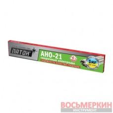 Электроды 3 мм 1 кг АНО-21 Патон