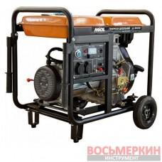Дизельный генератор 4,5/5,0 кВт однофазный 84-610 Miol