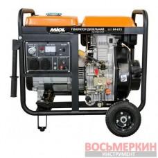 Дизельный генератор 5,5/6,0 кВт однофазный 84-615 Miol