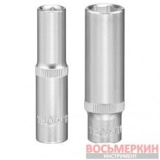 Головка торцевая глубокая 1/4 6 мм FS11406 Thorvik
