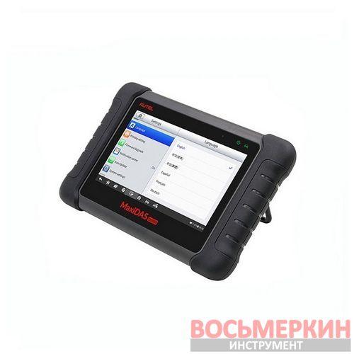 Автосканер MaxiDAS DS808 PRO Autel