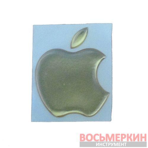 Эмблема силиконовая Apple