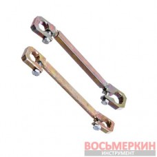 Ключ прокачки тормозов 7х11 мм (зажимной) ПР0711Х (Харьков)