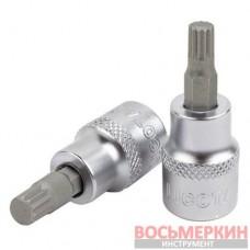 Головка торцевая с вставкой Spline 1/2 M9 L=55 мм H4RM09 Licota