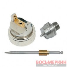 Форсунка для краскопультов Shine LVMP диаметр форсунки 1,4 мм NS-Shine-1.4LM Italco