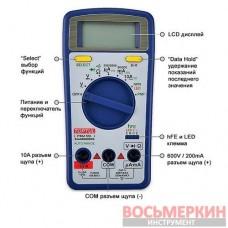 Цифровой мультиметр EAAB0260E Toptul