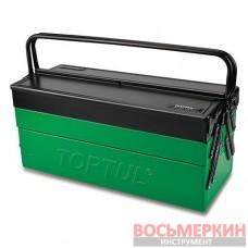 Ящик для инструмента 5 секций 530 мм x 220 мм x 350 мм TBAC530K Toptul