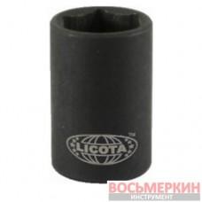 Головка торцевая ударная с магнитом 1/4 6гр. 12 мм AG2012 Licota
