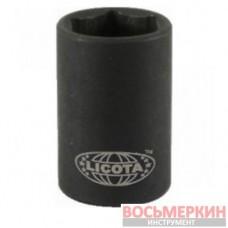 Головка торцевая ударная с магнитом 1/4 6гр. 13 мм AG2013 Licota