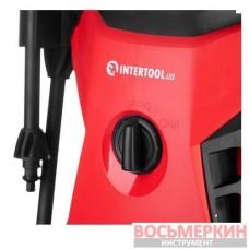 Мойка высокого давления 1600Вт ном. 6 л/мин макс. 7 л/мин 90-130бар DT-1515 Intertool