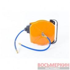 Катушка пневмошланга 10 х 15 мм х 10м 3/8 AHR-0014 Licota
