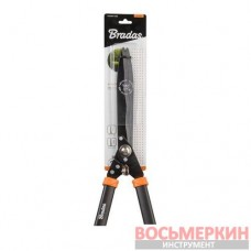 Ножницы для кустов с извилистым лезвием 25 см V-SERIES KT-V1121 Bradas