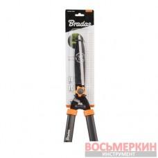 Ножницы для кустов с прямыми лезвиями 20 см V-SERIES KT-V1110 Bradas
