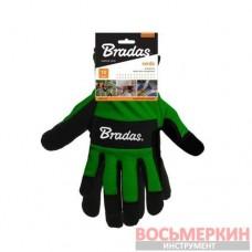 Перчатки рабочие VERDE размер 10 RWTV10 Bradas