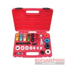 Набор для разъединения топливных систем и кондиц. 22пр. ATM-0085 Licota