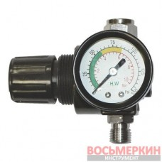 Регулятор давления с манометром PB-0006 Licota