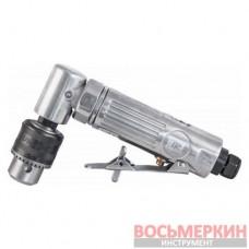 Дрель пневматическая угловая 15000 об/мин патрон 1-10 мм AAD1500 Thorvik