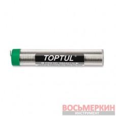 Проволока паяльная оловянная d1 мм в тубе EBAA0110 Toptul