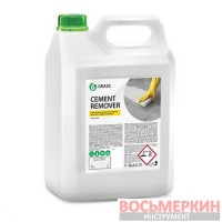 Средство для очистки после ремонта Cement Remover 5,8 кг 125442 Grass