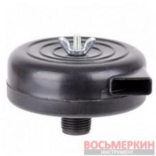 Воздушный фильтр ф20 мм для компрессора пластиковый корпус PT0004/PT-0007/PT-0011 PT-9086 Intertool