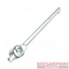 Вороток Т-образный 1/4 , 110 мм, Хром-Ванадиум ET-1014 Intertool