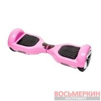 Гироборд-скутер электрический. 4400 мАч, колеса 6.5 . Pink SS-0606 Intertool