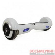 Гироборд-скутер электрический. 4400 мАч, колеса 6.5 . White SS-0604 Intertool