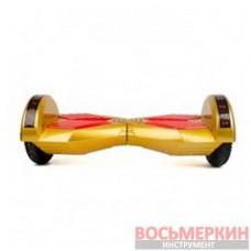 Гироборд-скутер электрический. 4400 мАч, колеса 8 . Gold SS-0805 Intertool