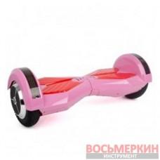 Гироборд-скутер электрический. 4400 мАч, колеса 8 . Pink SS-0806 Intertool