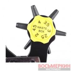 Просекатель отверстий револьверный 2-4.5мм., 225мм HT-0169 Intertool